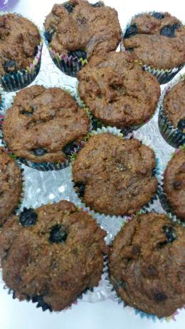muffins-sin-gluten-con-blueberries4